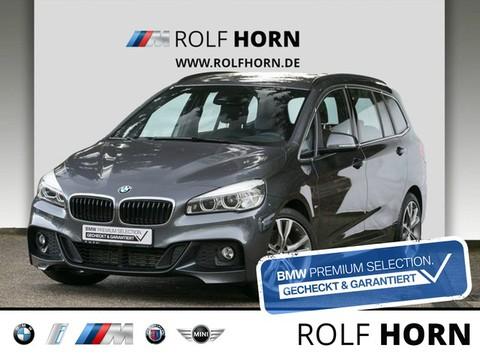 BMW 218 Gran Tourer M Sportpaket