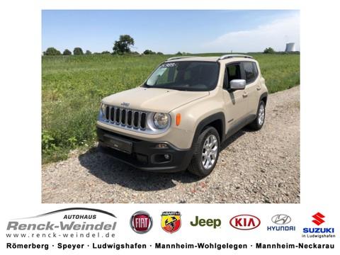 Jeep Renegade Limited FWD Multif Lenkrad