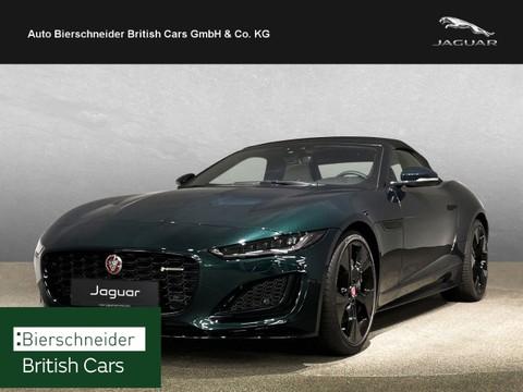 Jaguar F-Type P300 Automatikgetriebe R-Dynamic Cabriolet