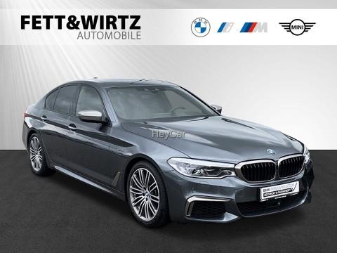 BMW M550 i xDrive B&W DA GSD TV