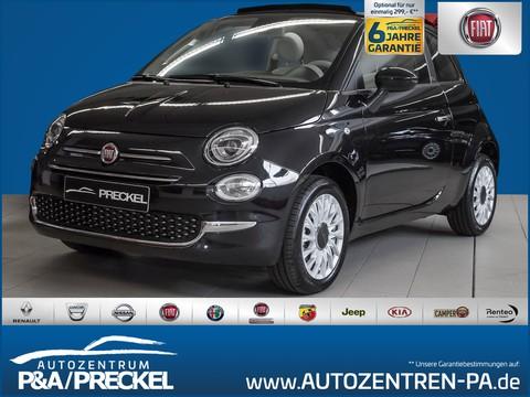 Fiat 500C Hybrid Lounge 119 EUR ohne Anz