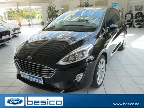 Ford Fiesta Titanium Winter Pak