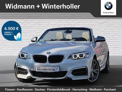 BMW M240i Cabrio Ad Fahrwerk 377EUR brutto o Anz
