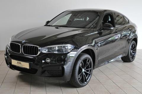 BMW X6 xDrive30d M Sportpaket Komfortsitze