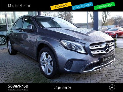 Mercedes-Benz GLA 220 d Urban