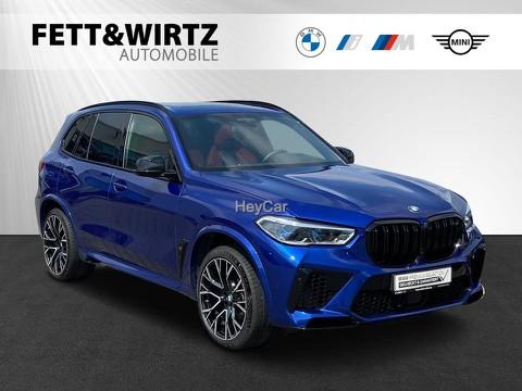 BMW X5 M Competition B&W SkyLounge PA DA Laser