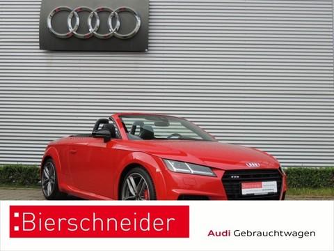 Audi TTS 2.0 TFSI qu Roadster S-SITZE 19 CONNECT