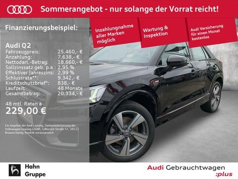 Audi Q2 35TFSI S-line