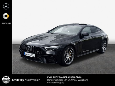 Mercedes-Benz AMG GT 53 Carbon NightP Perf Abgas V8 Styling