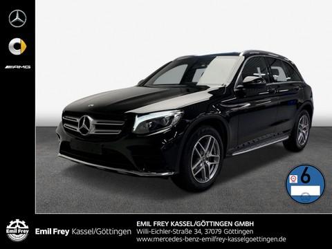 Mercedes-Benz GLC 250 d AMG Akustikglas Stndhz