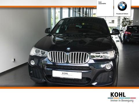 BMW X4 xDrive30d M Sportpaket 20