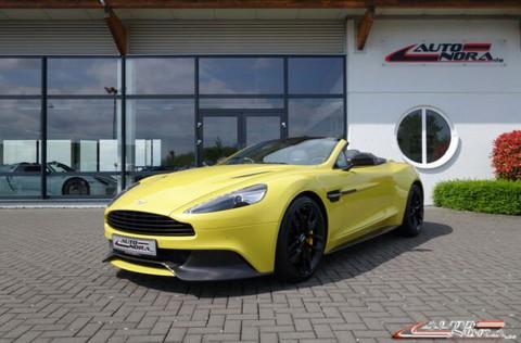 Aston Martin Vanquish Volante Touchtronic 3