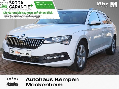 Skoda Superb 2.0 TSI Combi Business VC