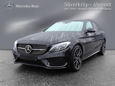 Mercedes C 43 AMG Night Dist Sp-Abgas Sitzklima