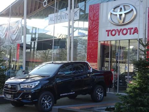 Toyota Hilux Double Cab Autm Executive