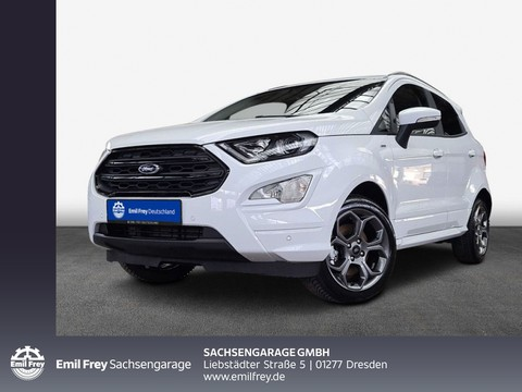 Ford EcoSport 1.0 EcoBoost ST-LINE 92ürig