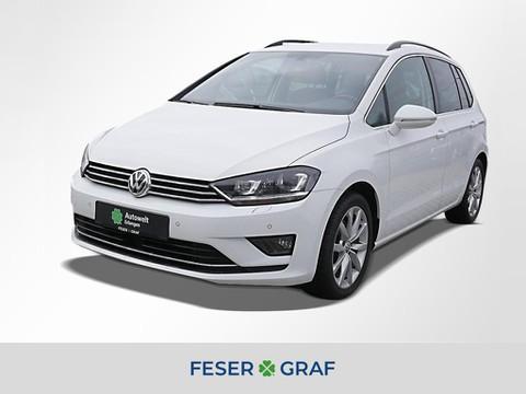 Volkswagen Golf Sportsvan 2.0 TDI Highl Front X