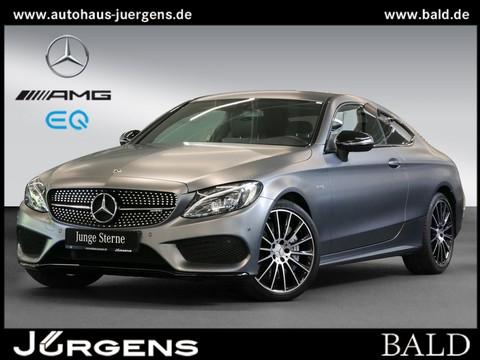 Mercedes-Benz C 43 AMG Coupé Performance Night Magno 19