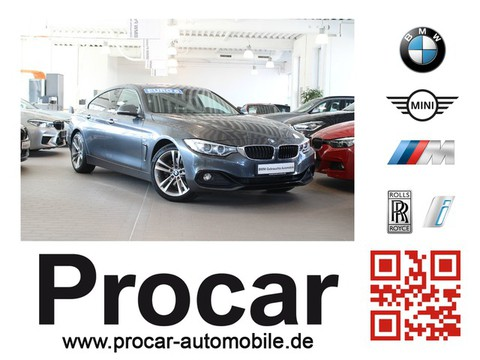 BMW 425 d Gran Coupe Sport Line