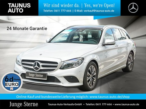 Mercedes-Benz C 220 1.0 d T AVANTGARDE UPE 600