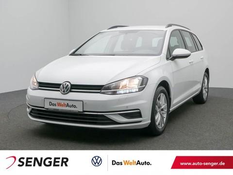Volkswagen Golf Variant 1.6 TDI Comfortline Business