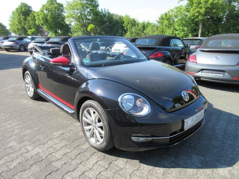 Volkswagen Beetle 1.2 TSI Cabriolet CLUB