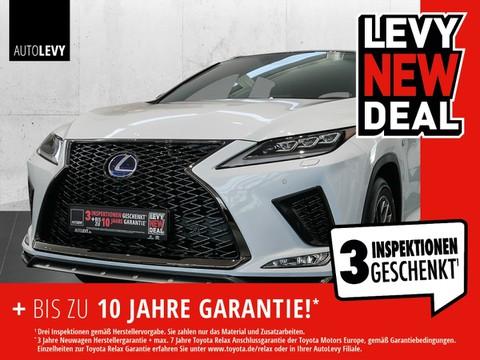 Lexus RX 450 h F-SPORT