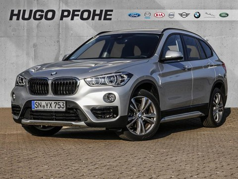 BMW X1 6.8 sDrive18i Sport Line UPE 490 -?