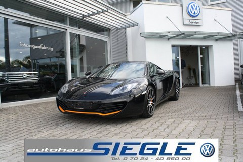McLaren MP4-12C Carbon Vollausstattung