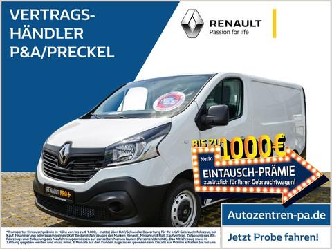 Renault Trafic Komfort dCi 120 L1 Klang&