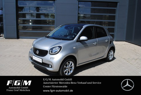 smart ForFour passion &S PanoDach
