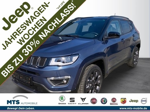 Jeep Compass S 175kW(240PS)