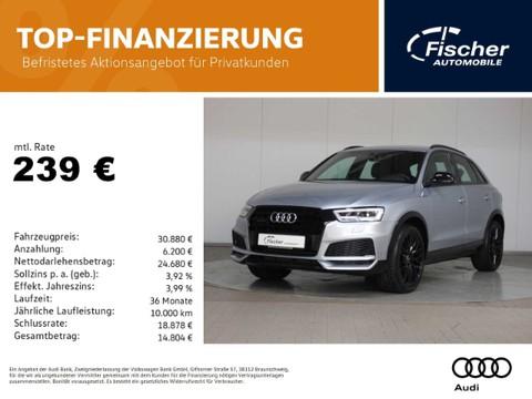 Audi Q3 2.0 TFSI quattro S-Line Competition