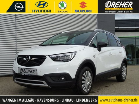 Opel Crossland X 120JAHRE Touchscreen