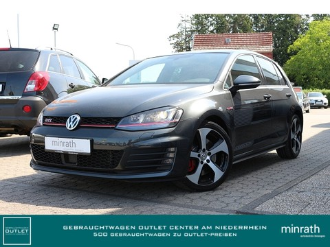 Volkswagen Golf 2.0 TSI GTI VII PERFORMANCE