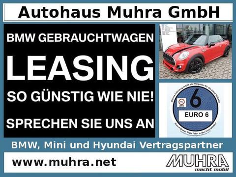 MINI Cooper D Cabrio Leasingrate 340 - EUR