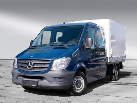 Mercedes-Benz Sprinter 313 DOKA Pritsche Plane