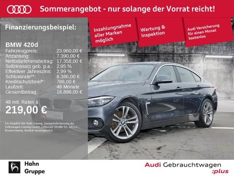 BMW 420 d Gran Coupé Step Sport