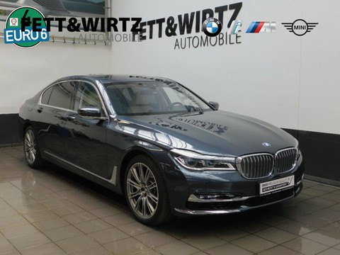 BMW M760 Li xDrive Executive Lounge B&W eGSD