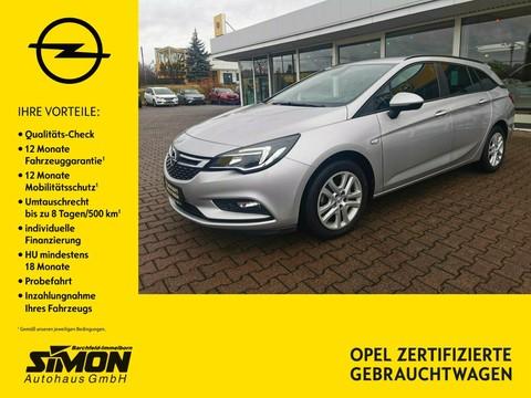 Opel Astra 1.6 K Sports Tourer Business Diesel