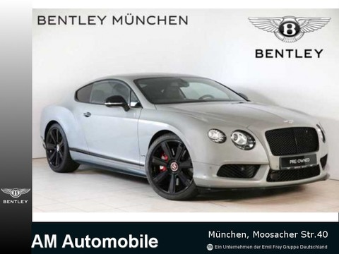 Bentley Continental GT V8 S Concours Series Black Speci