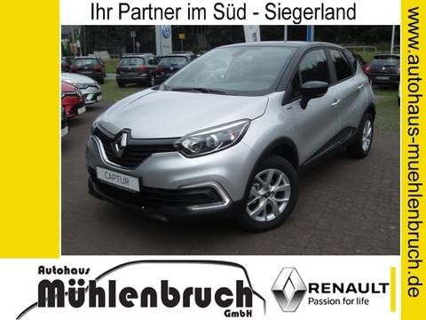 Renault Captur ENERGY TCe 90 LIMITED DELUXE