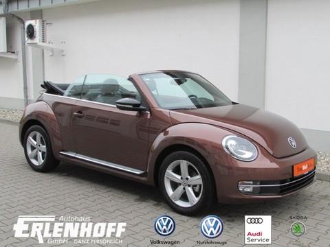 Volkswagen Beetle 2.0 TDI Cabriolet Sport
