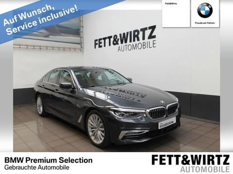 BMW 520 d Luxury Line Luxury Line BMWGestik