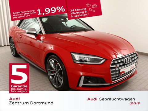 Audi S5 3.0 TFSI qu Cabrio S-Sitze B O