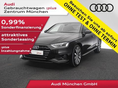 Audi A4 40 TDI advanced