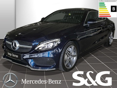 Mercedes-Benz C 200 Coupé AMG-Line