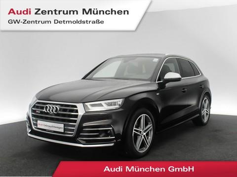 Audi SQ5 3.0 TFSI qu Luftfahrw Assistenz