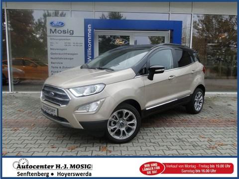 Ford EcoSport Titanium 125PS