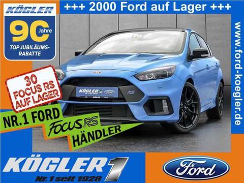 Ford Focus Blue & Black